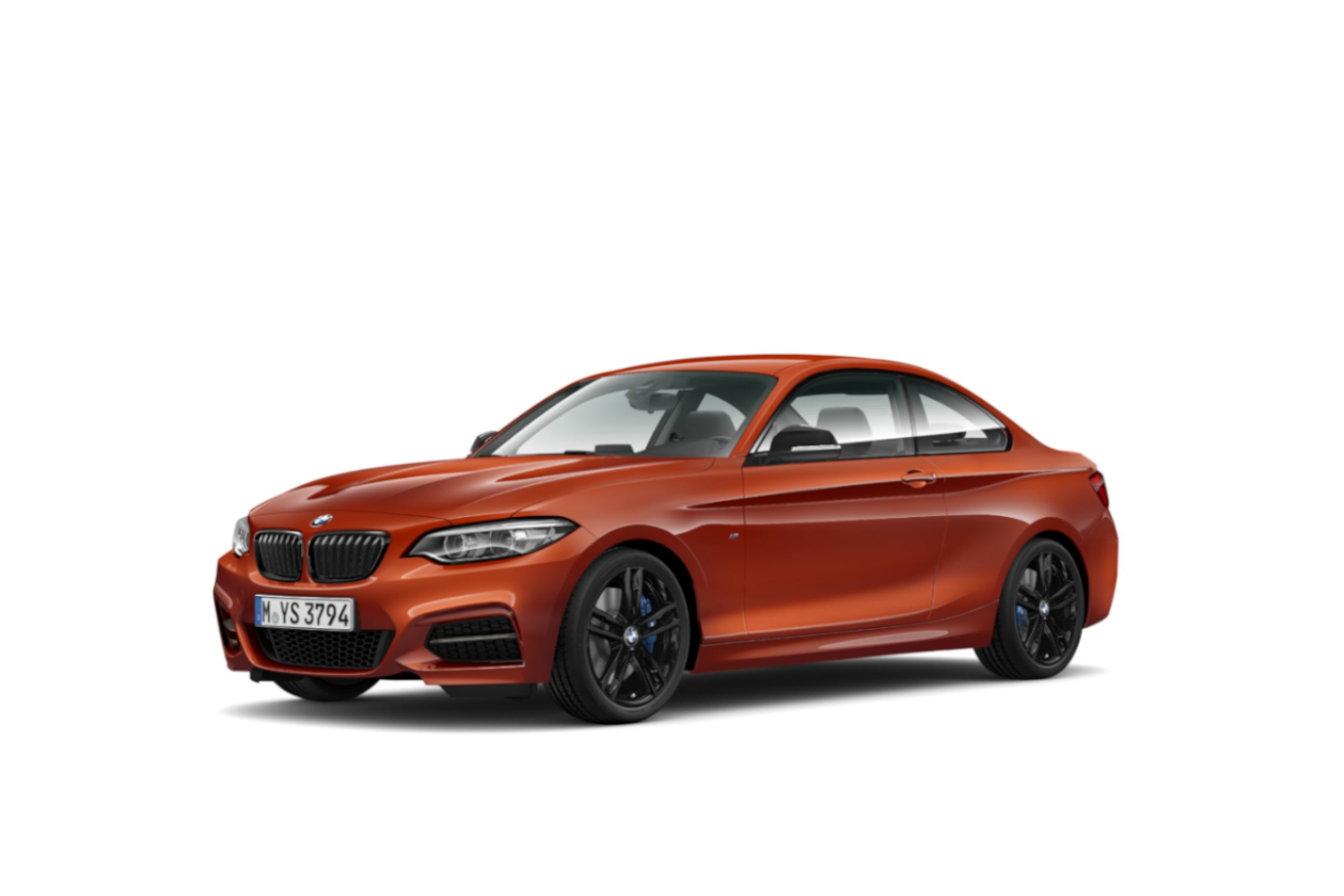 BMW BMW M240i Coupe
